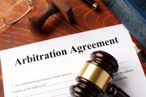 Od arbitrazu do mediacji
